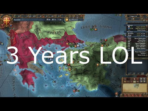 1 Hour, 3 years war. Absolute Ottoman destruction!