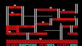 BBC Micro game Lode Runner