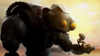 Plants vs. Zombies: Garden Warfare - Zombot New Boss Easter egg