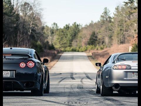 Supra & GTR