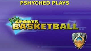 Pshyched Plays PS2 #113 // Kidz Sports Basketball