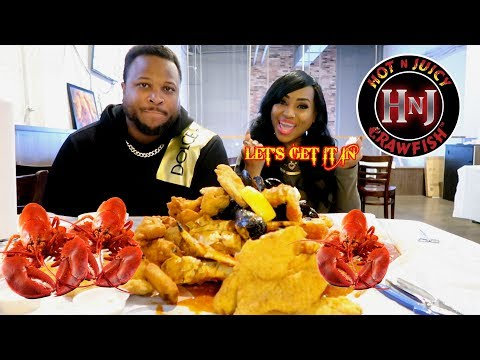 Hot N Juicy Crawfish In Las Vegas First Time
