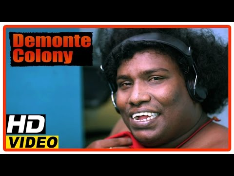 Demonte Colony Tamil Movie | Full Comedy Scenes | Arulnithi | MS Basker