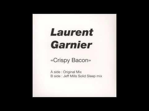 Laurent Garnier - Crispy Bacon (Jeff Mills Solid Sleep Mix) [F055]