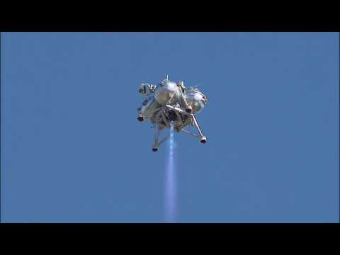 Morpheus Lander Flies Again on 'Green' Fuel | Video