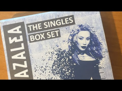 Iggy Azalea - The Singles Fanmade Box set...