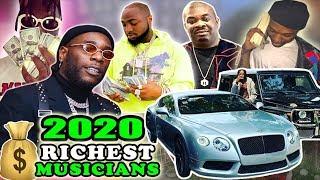 top-10-richest-musicians-in-nigeria-2020-net-worth