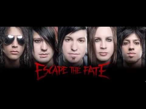Escape the Fate - One For the Money ACOUSTIC SESSION