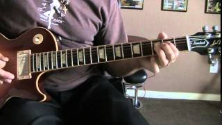 Lonely Children - Foreigner (Guitar Cover)