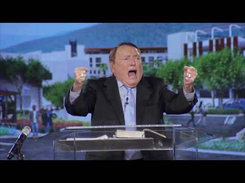 Morris Cerullo's first 2018 World Conference message
