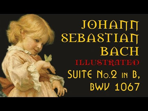 J S Bach Orchestral Suite No. 2 — И С Бах Оркестровая Сюита №2 — BWV 1067