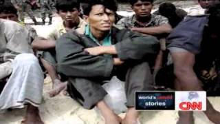 Rohingya Boat People By CNN
