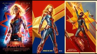 Captain Marvel - 2019 - Movie Posters