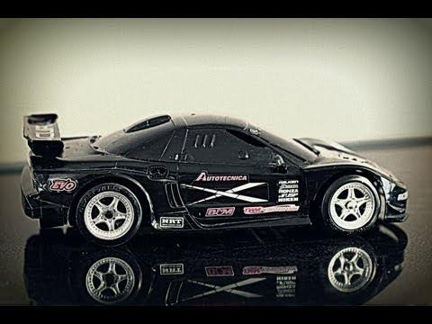 Acura Nsx Race Car Rc Youtube