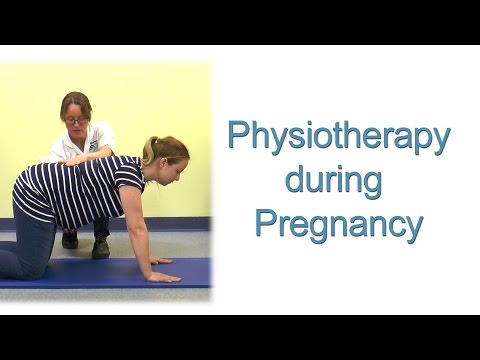 Physiotherapy during Pregnancy - Information on safe physiotherapy and sleeping positions