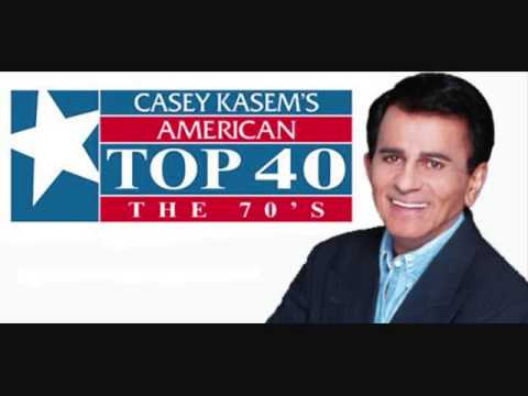 Casey Kasem Montage of the 33 songs that hit #1 in 1974