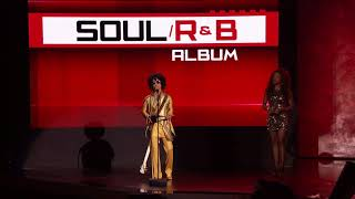 Prince Presents Best Soul/R&B Album - AMA 2015