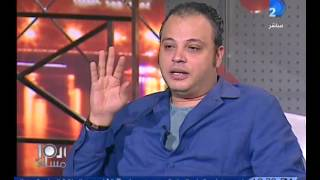 تامر عبدالمنعم  يكشف الستار عن القاتل فى مسلسل المرافعة