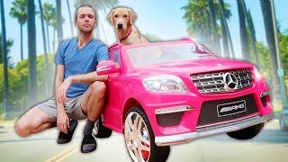 Download BUYING MY DOG A G WAGON! Mp3 and Videos