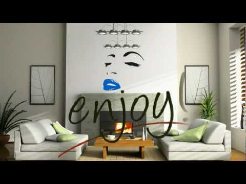 How To Apply Wall Stickers By Cols Decals UK