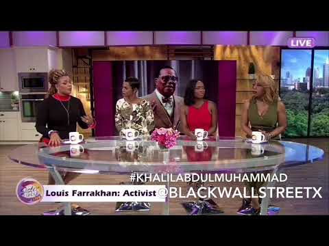 Sister's Circle Live- Defending The Honorable Minister Louis Farrakhan Special Edition