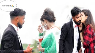Love V/S Raksha bandhan Prank // Luchcha Veer