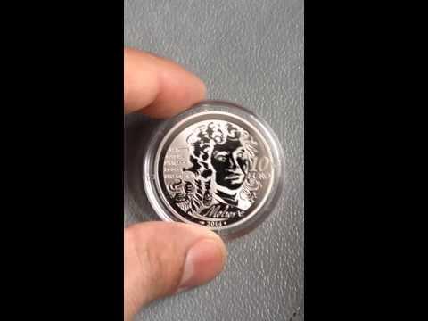 10 euro Harpagon 2014 France