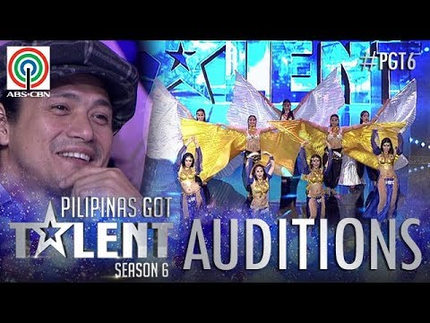 Pilipinas Got Talent 2018 Auditions: Angel Fire New Gen - Belly Dancing