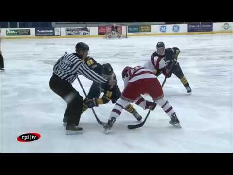RPI Men's Hockey vs. Quinnipiac