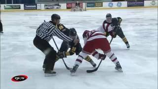 RPI Men's Hockey vs. Quinnipiac thumbnail