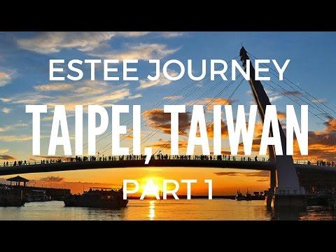 TAIWAN EPISODE 1 - Taipei Part 1 Tamsui Love Bridge Yehliu GeoPark Travel Guide  台湾台北淡水情人桥野柳