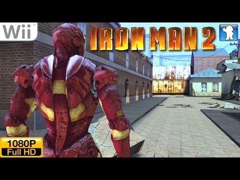 Iron Man 2   - Wii Gameplay 1080p (Dolphin GC/Wii Emulator)