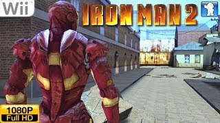 Iron Man 2   - Wii Gameplay 1080p (Dolphin GC/Wii Emulator)