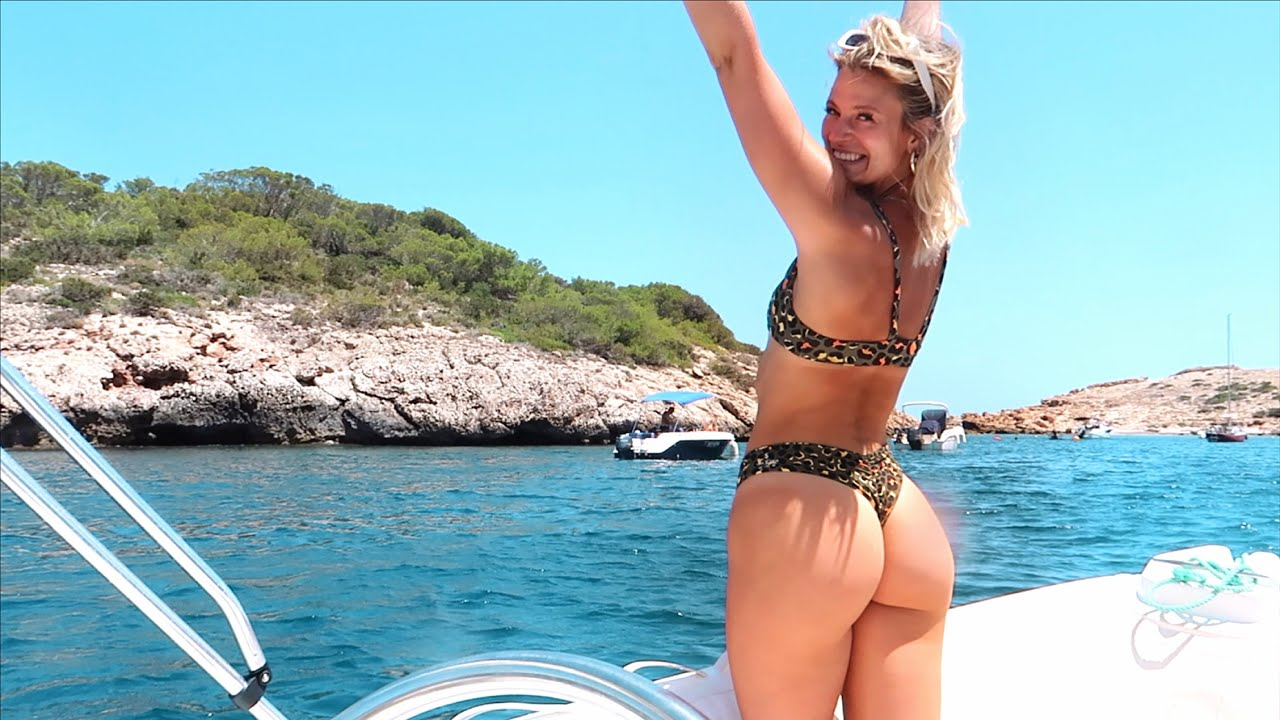 ibiza vlog with my fiancé.. our fake honeymoon holiday!! 2021
