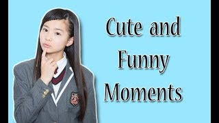 Cute and Funny compilation of Yuzumi Shintani (新谷ゆづみ) from Sak...