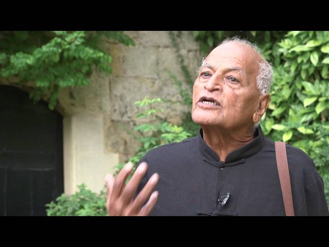 Satish Kumar: My Top 3 Values for #WorldValuesDay