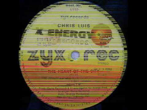 CHRIS LUIS - THE HEART OF THE CITY (VOCAL VERSION) (�)
