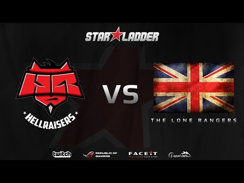 [EN] HellRaisers vs The Lone Rangers - (SLTV Starseries XI)