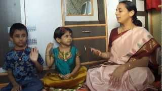 Kamalajadala -Geetham- Carnatic Music Class