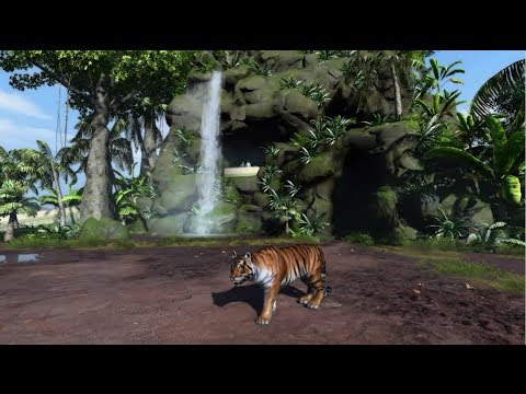 Zoo Tycoon dev worked with real-life zookeepers