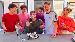 BIRTHDAY PRANK ON BEST FRIEND! (bad idea)