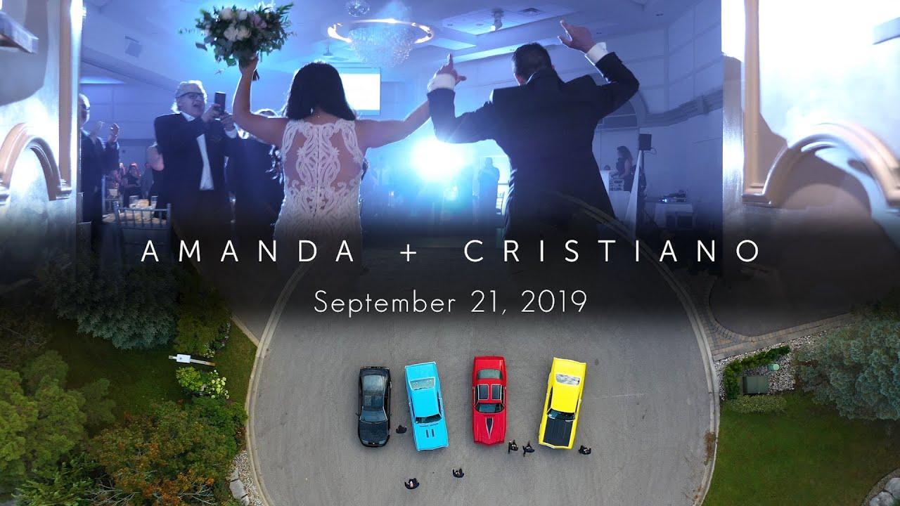 Wedding Same Day Edit | Amanda + Cristiano