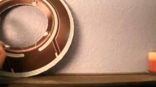 Papercraft Tron Legacy Disc