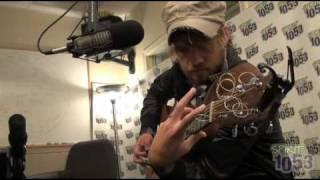 Josh Wilson - Amazing Grace with Loop Pedal - SPIRIT 105.3 FM