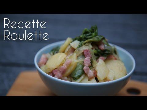 Salade de lard ardennaise !