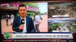 Cristina Ferreira e Goucha insultados em Alvalade