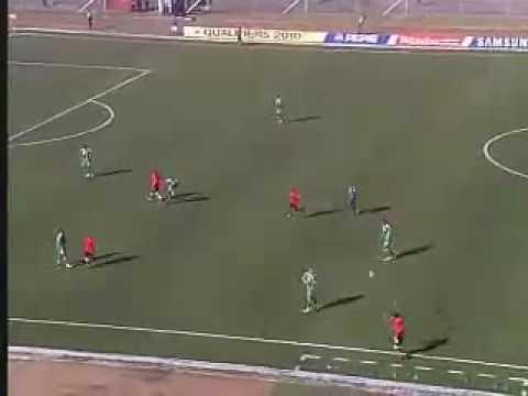 Mozambique vs Nigeria 2010 WC & ANC Qualifiers March 29 09 1st Half