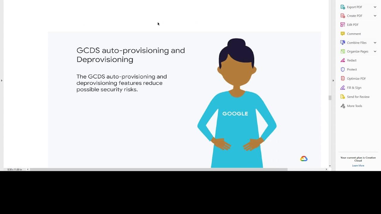 Google Cloud Security Engineer - Cloud Identity