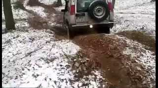 Sylwestrowy Offroad   Wrangler Rubicon  & Landrover Discovery Mud 4x4 Suv Jeep