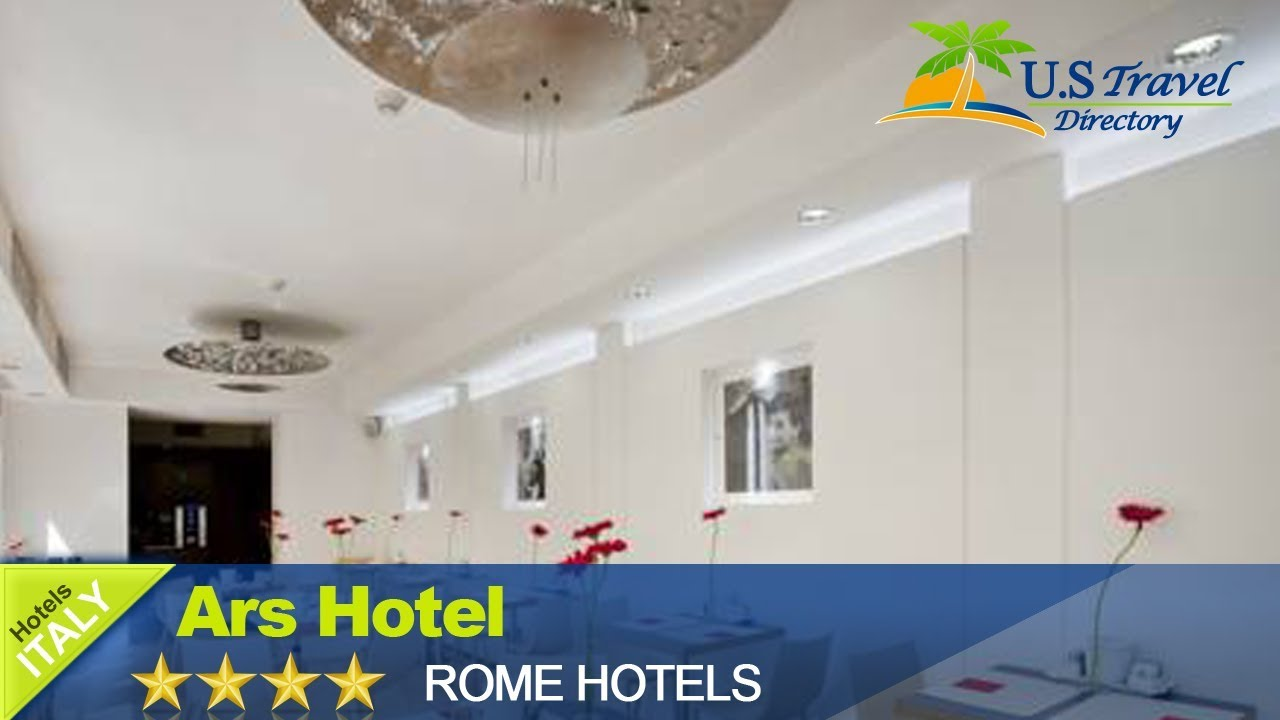 Image result for Ars Hotel Roma logo